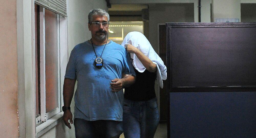 Główną podejrzaną o udział w zabójstwie jest małżonka ambasadora, Brazylijka z pochodzenia Francoise Amiridis