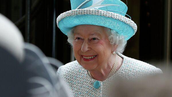 Brytyjska królowa Elżbieta II - Sputnik Polska