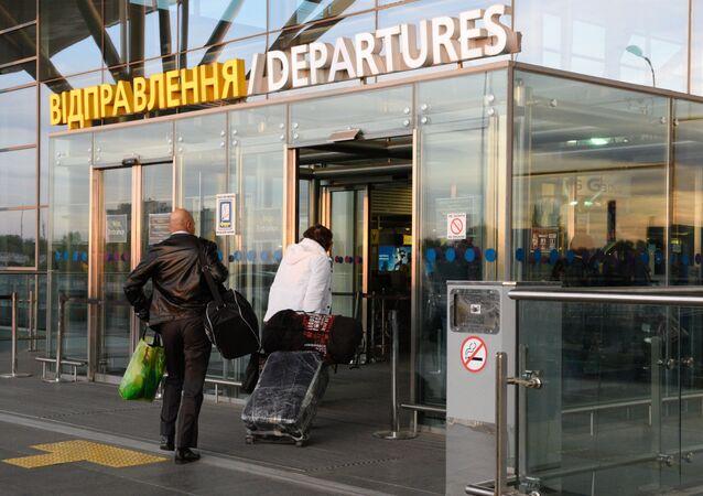 Port lotniczy Kijów-Boryspol