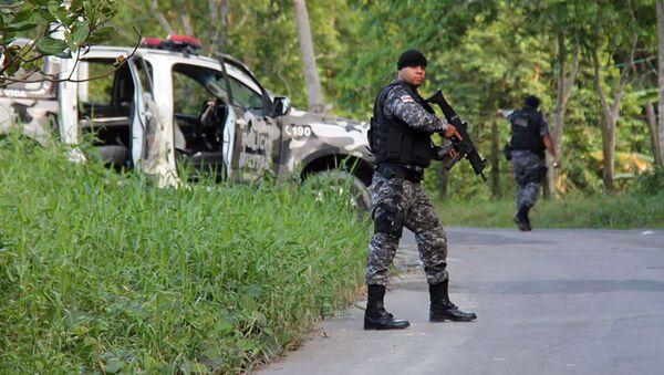 Co najmniej 60 osób zginęło w trakcie buntu w więzieniu Anisio Jobim w stanie Amazonas na północy Brazylii - Sputnik Polska