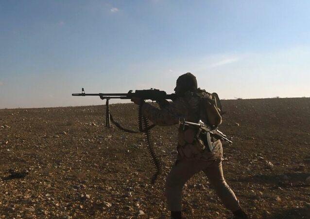 Siły Powietrzno-Kosmiczne FR przeprowadziły serię potężnych nalotów na pozycje islamistów na obrzeżach Palmiry