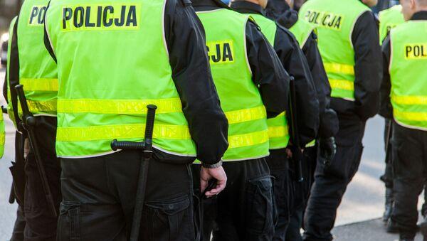 W niedzielę przed barem doszło do gwałtownych protestów. Policja zatrzymała 28 osób - Sputnik Polska
