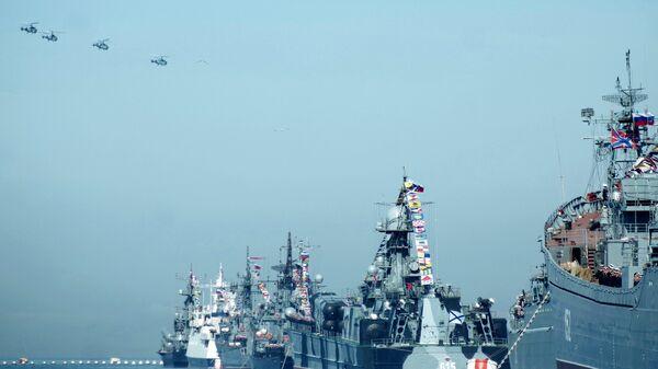Flota Czarnomorska Rosji - Sputnik Polska