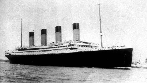 Transatlantyk S.S. Titanic - Sputnik Polska