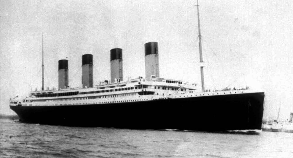 Transatlantyk S.S. Titanic