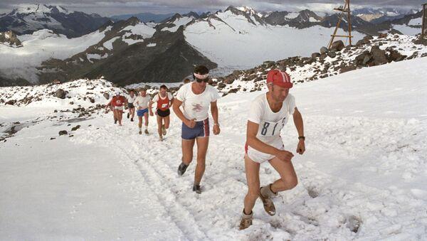 Maraton Elbrus '91 - Sputnik Polska