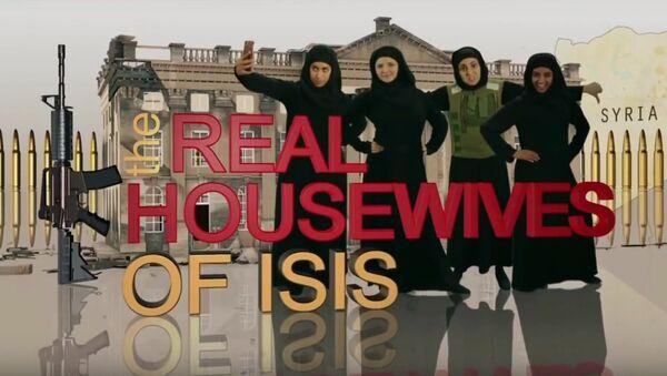 Real Housewives of ISIS - Sputnik Polska