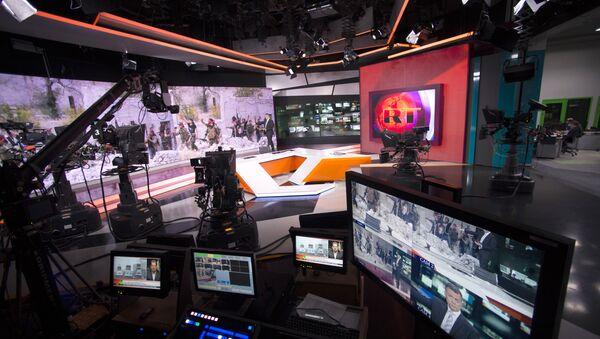 Studio RT - Sputnik Polska