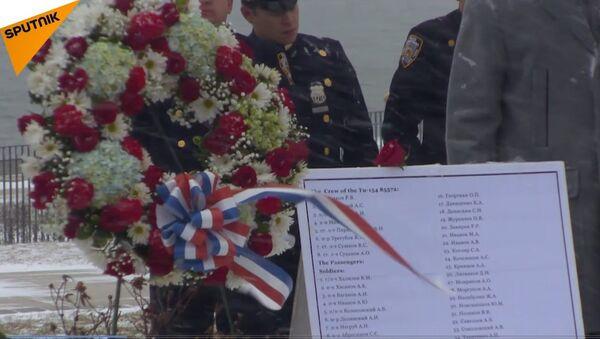 W USA uczczono pamięć członków Chóru Aleksandrowa - Sputnik Polska