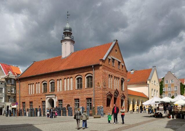 Stary Ratusz w Olsztynie