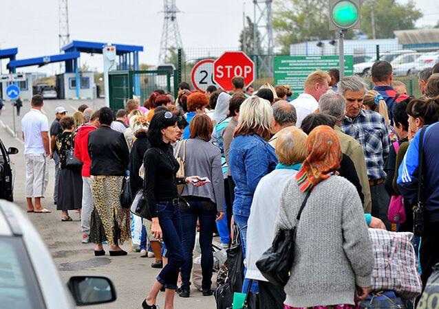 Ukraińscy migranci