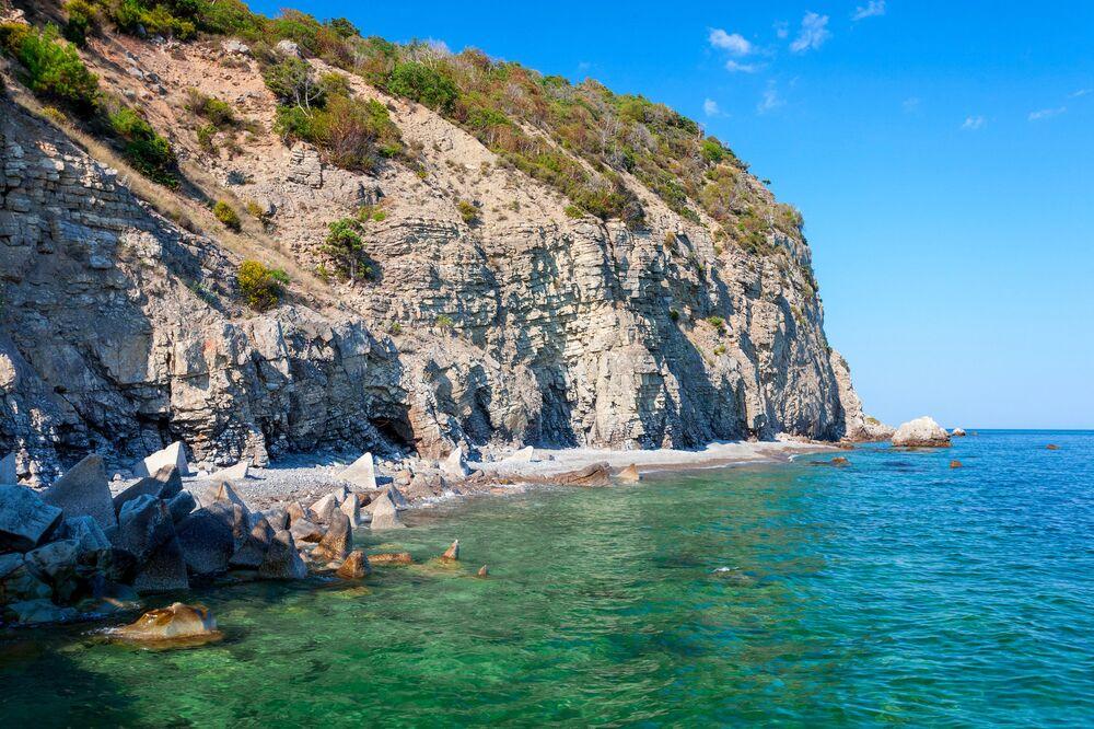 Rezerwat Przylądek Martjan powstał w 1973 roku, ma na celu zachowanie na Krymie zakątka przyrody śródziemnomorskiej.
