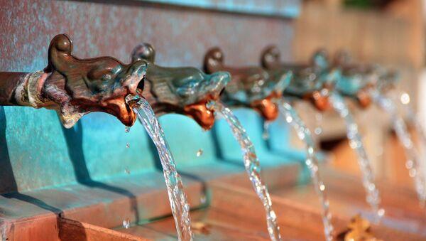 Woda pitna - Sputnik Polska