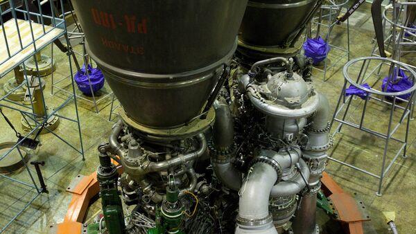 Silnik rakietowy RD-180 - Sputnik Polska