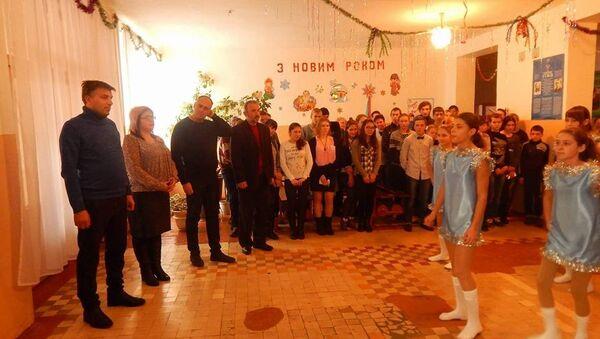 Uroczyste otwarcie toalety - Sputnik Polska