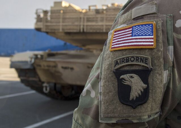 Amerykański żołnierz