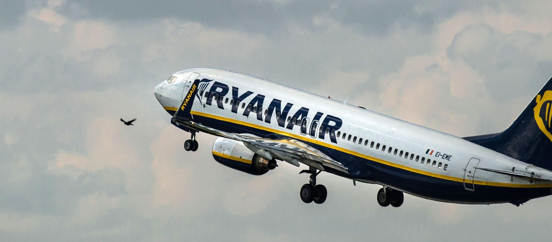 Ryanair  - Sputnik Polska, 1920, 24.05.2021
