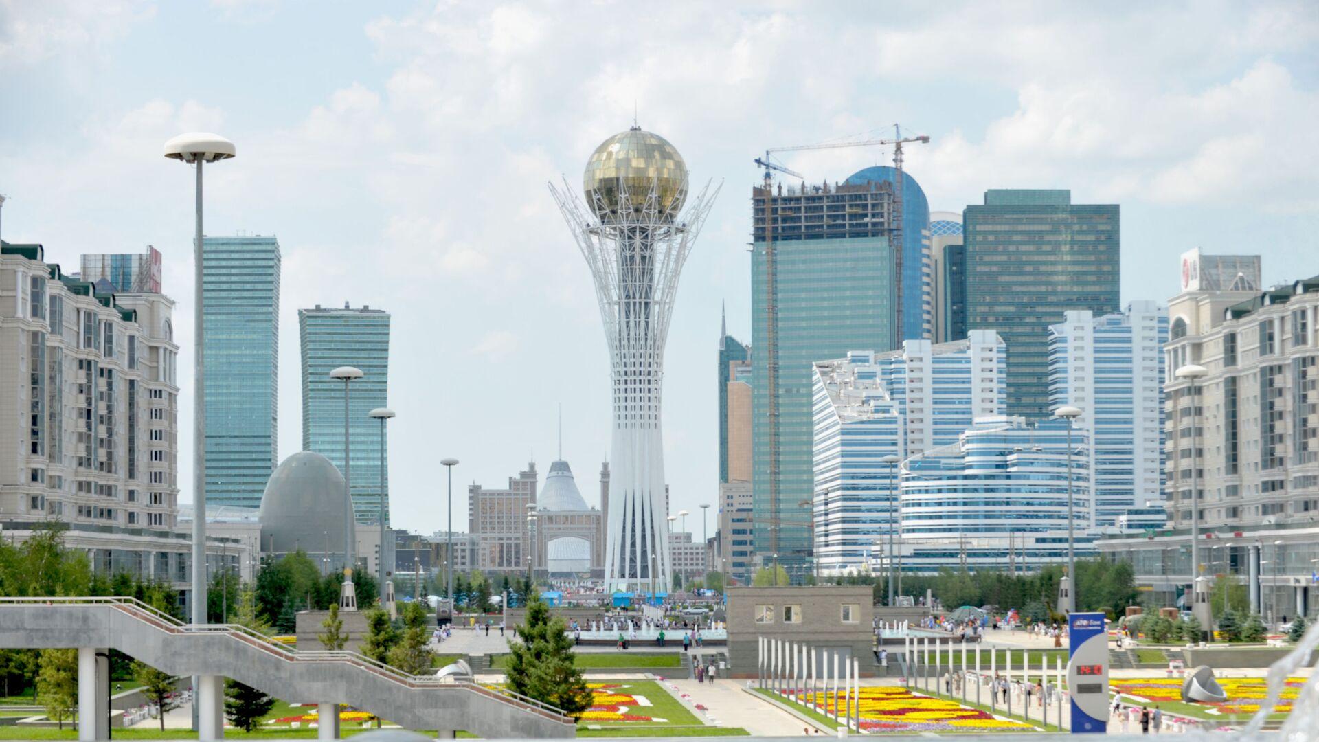 Astana, Kazachstan - Sputnik Polska, 1920, 08.07.2021