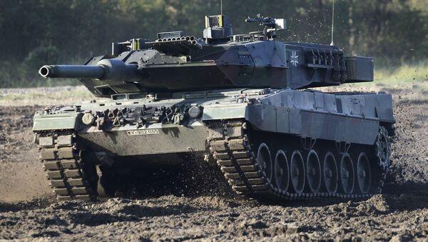 Leopard 2 - Sputnik Polska