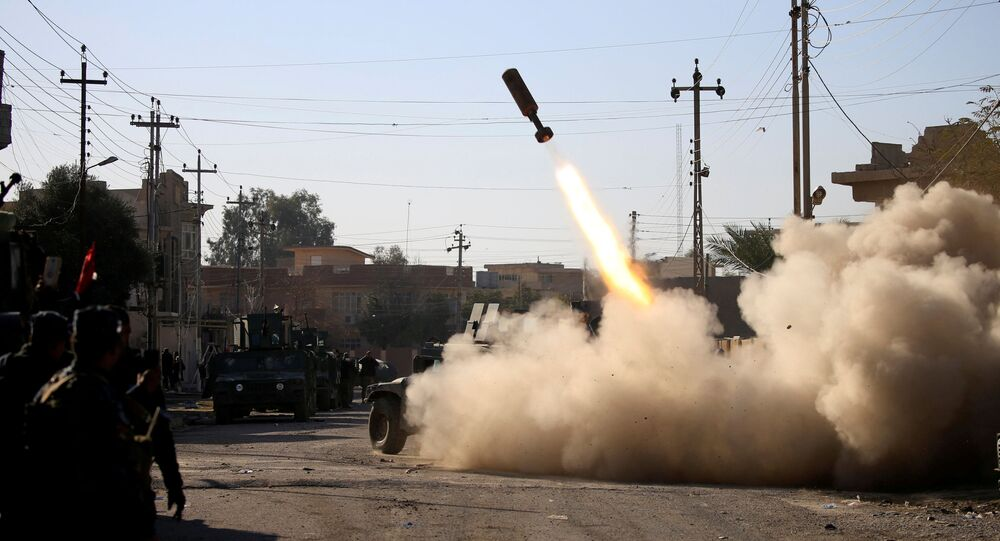 Iraccy żołnierze wyparli dżihadystów z Państwa Islamskiego z kampusu uniwersyteckiego w Mosulu