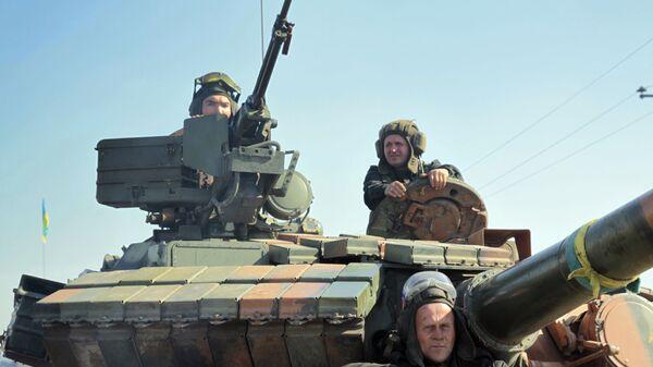 Ukraina opatentowała nowy czołg - Sputnik Polska