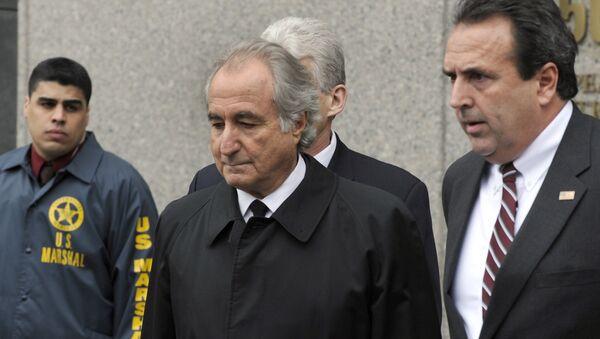 Bernard Madoff - Sputnik Polska