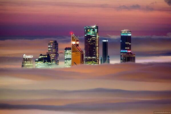 Moskiewskie City - Sputnik Polska