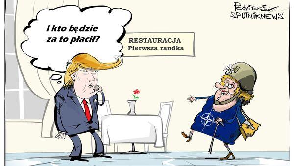 I kto będzie za to płacił? - Sputnik Polska