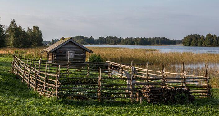 Plot. Kiży, Karelia