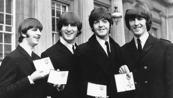 Legendarni Beatlesi - Sputnik Polska