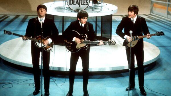 The Beatles - Sputnik Polska
