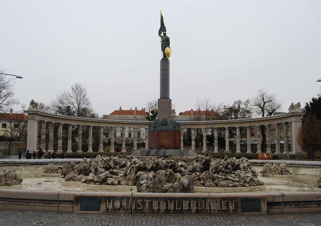 Pomnik ku czci żołnierzy radzieckich, poległych przy wyzwalaniu Austrii, Wiedeń