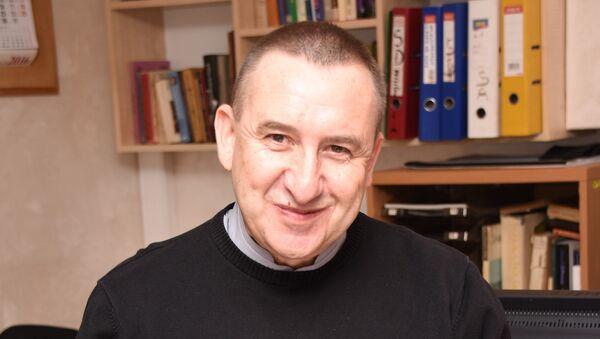 Dariusz Cychol - Sputnik Polska