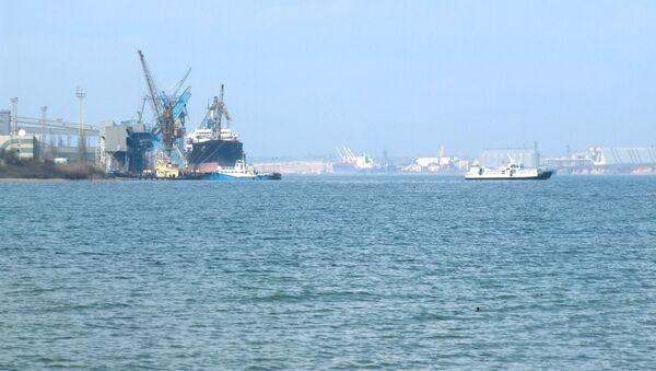 Przypuszczalnie swoje nazwy zmienią porty morskie Illicziwśk, Jużnyj i Oktiabrsk - Sputnik Polska