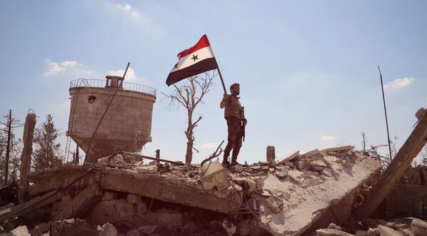 Syria w rosyjskim obiektywie - Sputnik Polska