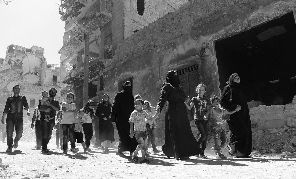 Syria w rosyjskim obiektywie