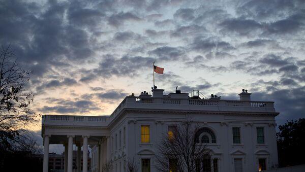 Budynek Białego Domu w Waszyngtonie - Sputnik Polska