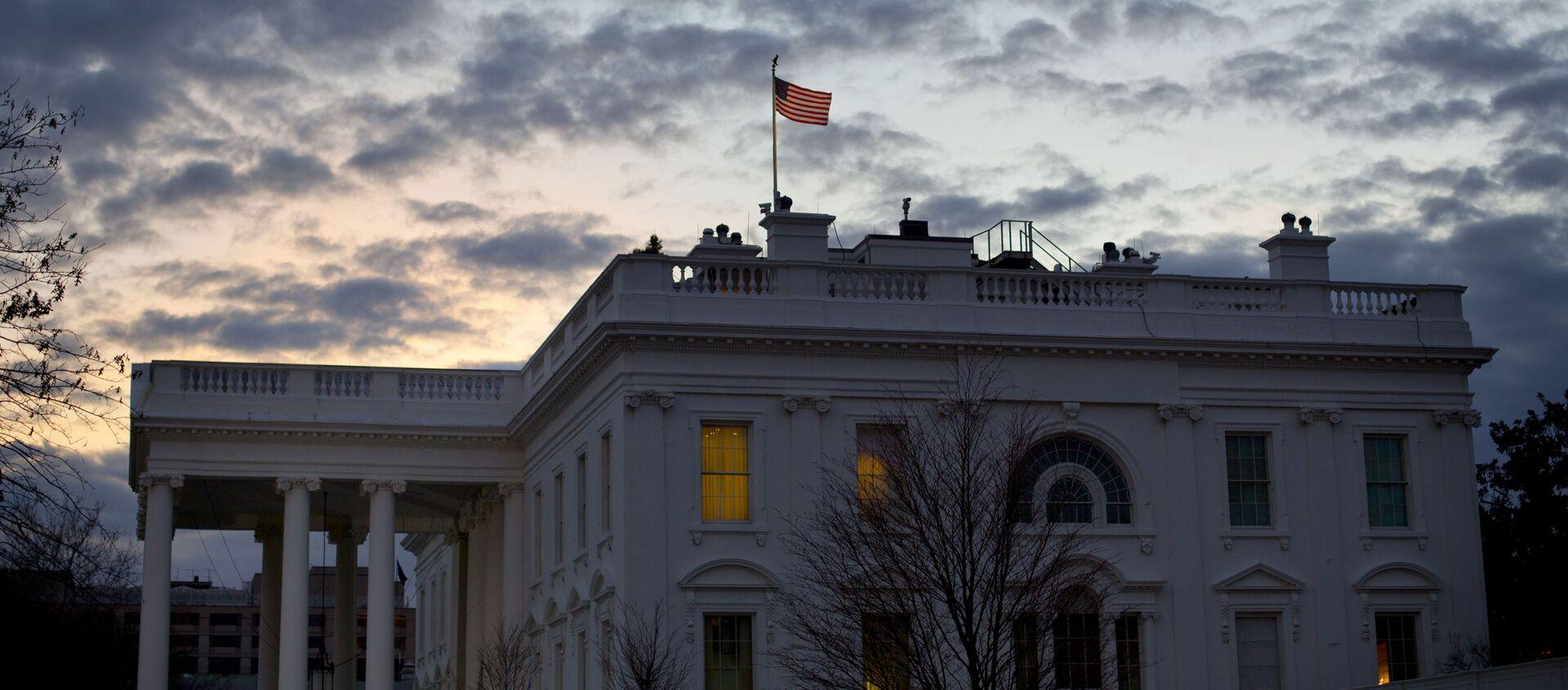 Budynek Białego Domu w Waszyngtonie - Sputnik Polska, 1920, 04.03.2021
