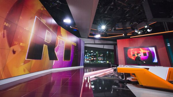 Telewizja RT - Sputnik Polska