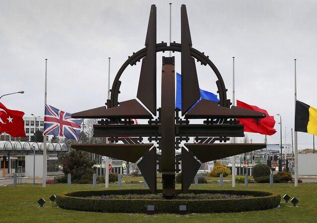 Siedziba NATO w Brukseli