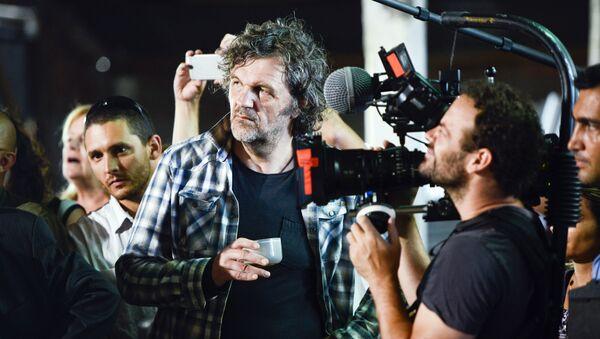 Serbski reżyser filmowy Emir Kusturica - Sputnik Polska