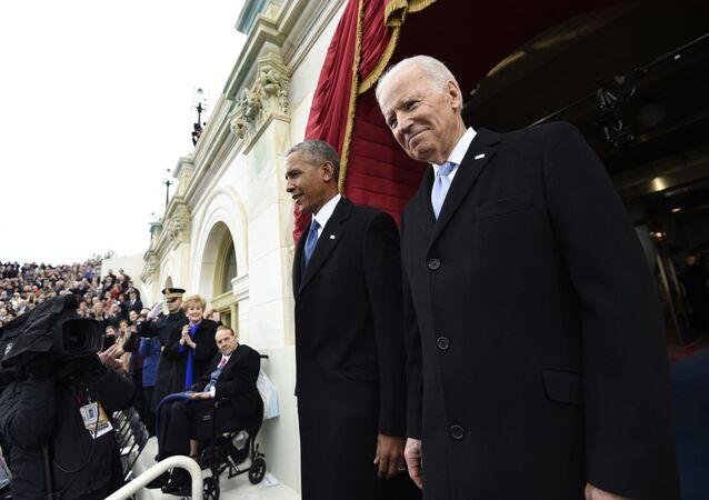 Barack Obama i Joe Biden