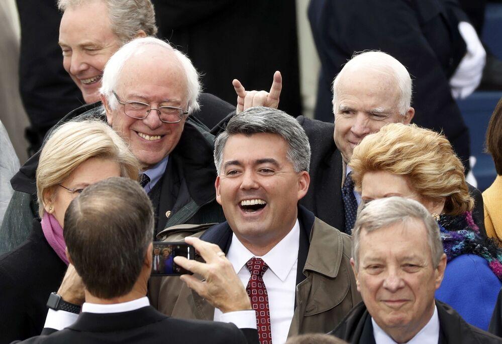 John McCain i Bernie Sanders