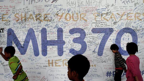 MH370 - Sputnik Polska
