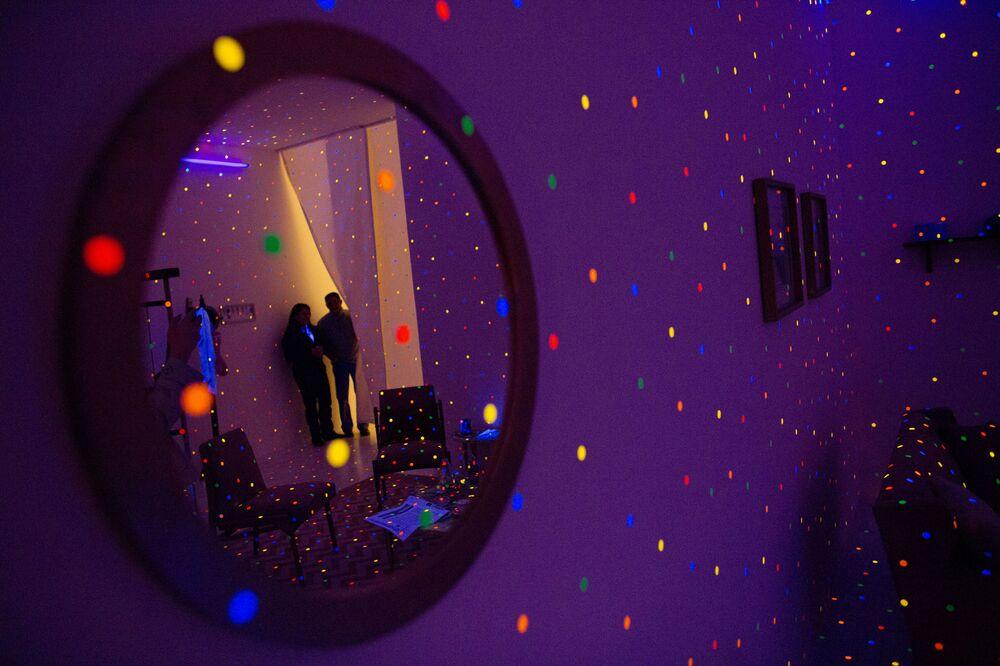 Wystawa Infinite Obsession  japońskiej malarki  Yayoi Kusama