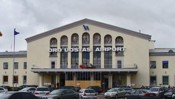 Lotnisko międzynarodowe w Wilnie - Sputnik Polska