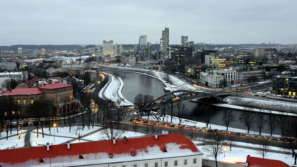 Panorama Wilna - Sputnik Polska