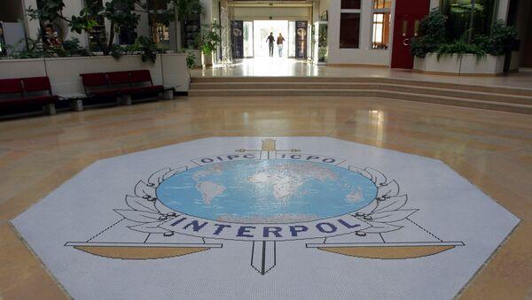 Hall siedziba Interpolu w Lyonie - Sputnik Polska