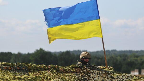 Władze Ukrainy zezwoliły na udział obcych wojsk w międzynarodowych ćwiczeniach NATO na terytorium kraju w 2017 roku - Sputnik Polska