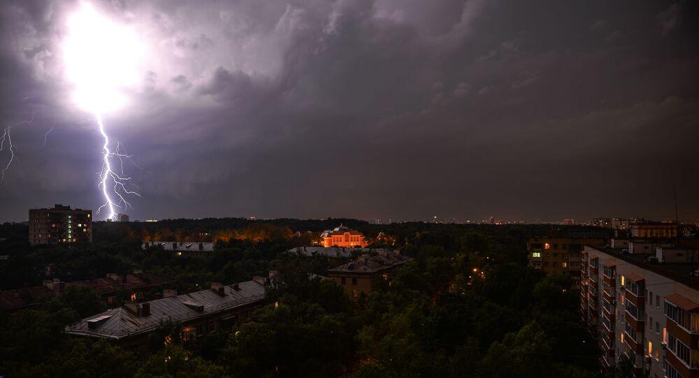 Burza w Moskwie